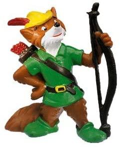 Figura y muñeco de Robin Hood de Bullyland - Figuras coleccionables, juguetes y muñecos de Robin Hood - Muñecos de Disney