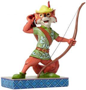 Figura y muñeco de Robin Hood de Enesco de Disney Traditions - Figuras coleccionables, juguetes y muñecos de Robin Hood - Muñecos de Disney