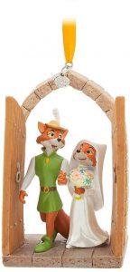 Figura y muñeco de Robin Hood y Lady Marian de Disney - Figuras coleccionables, juguetes y muñecos de Robin Hood - Muñecos de Disney