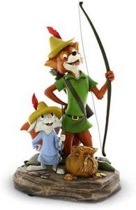 Figura y muñeco de Robin Hood y Skippy de Disney - Figuras coleccionables, juguetes y muñecos de Robin Hood - Muñecos de Disney