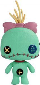 Figura y muñeco de Scrump de FUNKO POP - Figuras coleccionables, juguetes y muñecos de Lilo y Stich - Muñecos de Disney