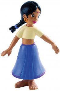 Figura y muñeco de Shanti de Bullyland - Figuras coleccionables, juguetes y muñecos del Libro de la Selva - Muñecos de Disney