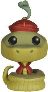 Figura y muñeco de Sir Hiss de FUNKO POP - Figuras coleccionables, juguetes y muñecos de Robin Hood - Muñecos de Disney