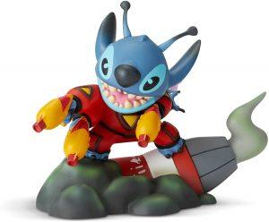 Figura y muñeco de Stitch 626 de Enesco Grand Jester - Figuras coleccionables, juguetes y muñecos de Lilo y Stich - Muñecos de Disney