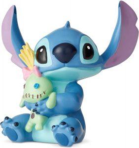 Figura y muñeco de Stitch con muñeca de Enesco de Disney Showcase - Figuras coleccionables, juguetes y muñecos de Lilo y Stich - Muñecos de Disney