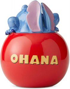 Figura y muñeco de Stitch de Enesco Ceramics - Figuras coleccionables, juguetes y muñecos de Lilo y Stich - Muñecos de Disney