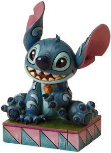 Figura y muñeco de Stitch de Enesco de Disney Traditions - Figuras coleccionables, juguetes y muñecos de Lilo y Stich - Muñecos de Disney