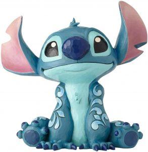 Figura y muñeco de Stitch gigante de Enesco de Disney Traditions - Figuras coleccionables, juguetes y muñecos de Lilo y Stich - Muñecos de Disney