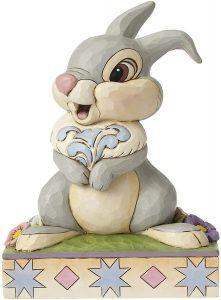 Figura y muñeco de Tambor de Disney Traditions de Jim Shore - Figuras coleccionables, juguetes y muñecos de Bambi - Muñecos de Disney