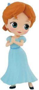 Figura y muñeco de Wendy de Banpresto - Figuras coleccionables, juguetes y muñecos de Peter Pan - Muñecos de Disney