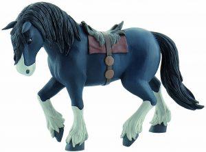 Figura y muñeco de caballo de Mérida de Bullyland - Figuras coleccionables, juguetes y muñecos de Brave - Muñecos de Disney