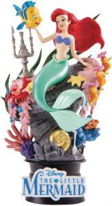 Figura y muñeco de la Sirenita de Beast Kingdom - Figuras coleccionables, juguetes y muñecos de la Sirenita - Muñecos de Disney