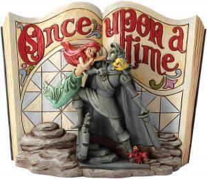 Figura y muñeco de la Sirenita de Disney Traditions - Figuras coleccionables, juguetes y muñecos de la Sirenita - Muñecos de Disney