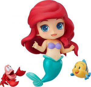 Figura y muñeco de la Sirenita de Nendoroid - Figuras coleccionables, juguetes y muñecos de la Sirenita - Muñecos de Disney