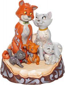 Figura y muñeco de los Aristogatos de Disney Traditions - Figuras coleccionables, juguetes y muñecos de los Aristogatos - Muñecos de Disney