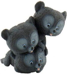 Figura y muñeco de osos de Mérida de Bullyland - Figuras coleccionables, juguetes y muñecos de Brave - Muñecos de Disney