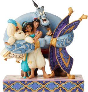 Figura y muñeco de personajes de Aladdin de Disney Traditions - Figuras coleccionables, juguetes y muñecos de Aladdin - Muñecos de Disney