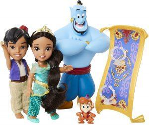 Figura y muñeco de personajes de Aladdin de Jakks Pacific - Figuras coleccionables, juguetes y muñecos de Aladdin - Muñecos de Disney