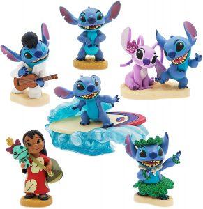 Figura y muñeco de personajes de Lilo y Stitch de Disney - Figuras coleccionables, juguetes y muñecos de Lilo y Stich - Muñecos de Disney