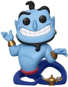 Figura y muñeco del Genio de Aladdin de FUNKO POP - Figuras coleccionables, juguetes y muñecos de Aladdin - Muñecos de Disney