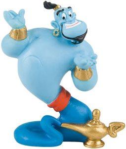 Figura y muñeco del Genio de Bullyland - Figuras coleccionables, juguetes y muñecos de Aladdin - Muñecos de Disney