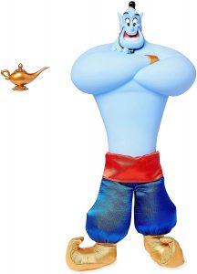 Figura y muñeco del Genio de Disney - Figuras coleccionables, juguetes y muñecos de Aladdin - Muñecos de Disney