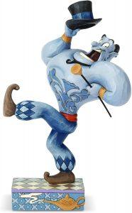 Figura y muñeco del Genio de Disney Traditions - Figuras coleccionables, juguetes y muñecos de Aladdin - Muñecos de Disney