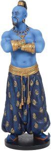 Figura y muñeco del Genio de Enesco de Live Action - Figuras coleccionables, juguetes y muñecos de Aladdin - Muñecos de Disney