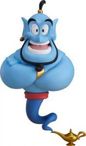 Figura y muñeco del Genio de Good Smile Company - Figuras coleccionables, juguetes y muñecos de Aladdin - Muñecos de Disney