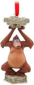 Figura y muñeco del Rey Louie de Disney - Figuras coleccionables, juguetes y muñecos del Libro de la Selva - Muñecos de Disney