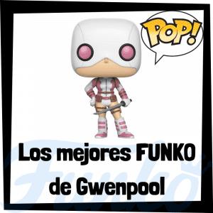 Figuras FUNKO POP de Gwenpool - Funko POP de Gwenpool