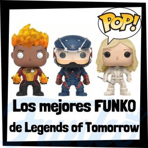 Figuras FUNKO POP de Legends of Tomorrow de DC - Funko POP de Legends of Tomorrow