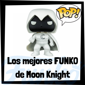 Figuras FUNKO POP de Moon Knight - Funko POP de Caballero Luna