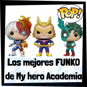 Figuras FUNKO POP de My Hero Academia - Funko POP de My Hero Academia