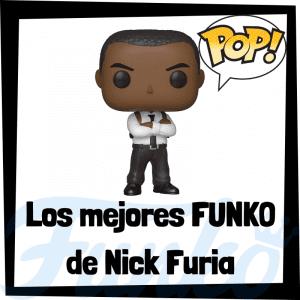 Figuras FUNKO POP de Nick Furia - Funko POP de Nick Fury
