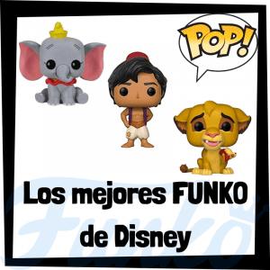 Figuras FUNKO POP de cuentos y películas de Disney - Funko POP de personajes de Disney