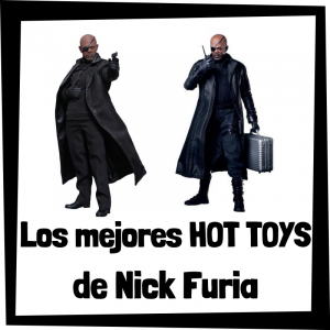 Hot Toys de Nick Furia - Nick Fury