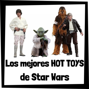 Hot Toys de personajes de Star Wars