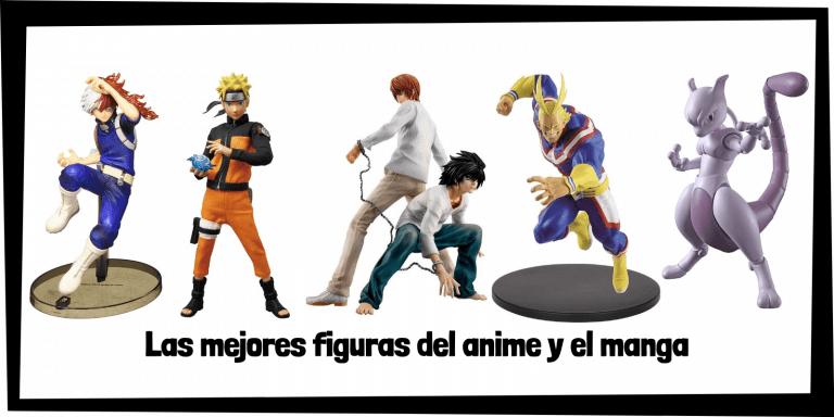 Figuras coleccionables de personajes del anime y el manga - Figuras de colección y muñecos de anime y manga