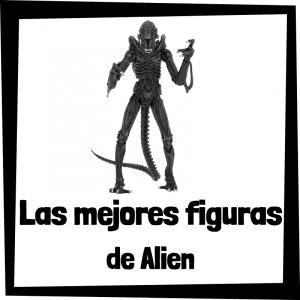 Figuras coleccionables de Alien