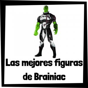 Figuras de colección de Brainiac de Superman - Las mejores figuras de colección de Brainiac