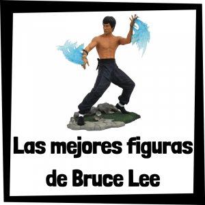 Figuras coleccionables de Bruce Lee