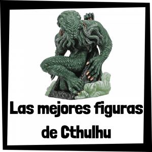 Figuras coleccionables de Cthulhu