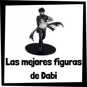 Figuras coleccionables de Dabi de My Hero Academia
