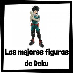 Figuras coleccionables de Deku de My Hero Academia