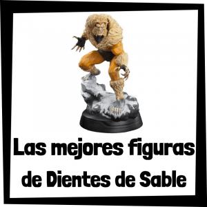 Figuras de colección de Dientes de Sable de los X-Men - Las mejores figuras de colección de Sabretooth