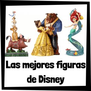 Figuras coleccionables de personajes de Disney