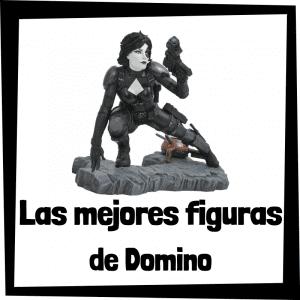 Figuras de colección de Domino - Las mejores figuras de colección de Domino de los X-Men