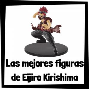 Figuras coleccionables de Eijiro Kirishima de My Hero Academia