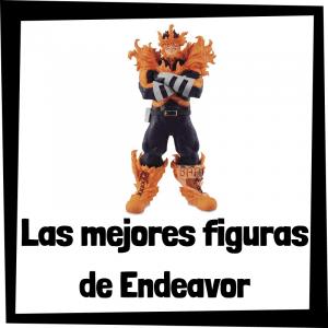 Figuras de colección de Endeavor - Las mejores figuras de colección de Endeavor de My Hero Academia